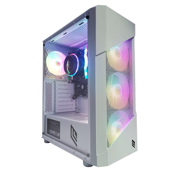 Pc-gaming-intel-i5-Ram-8-Gb-M-2-256-Gb-Hdd-1-Tb-Gtx-1650-4GB-Windows-10-PRO miniatura 4