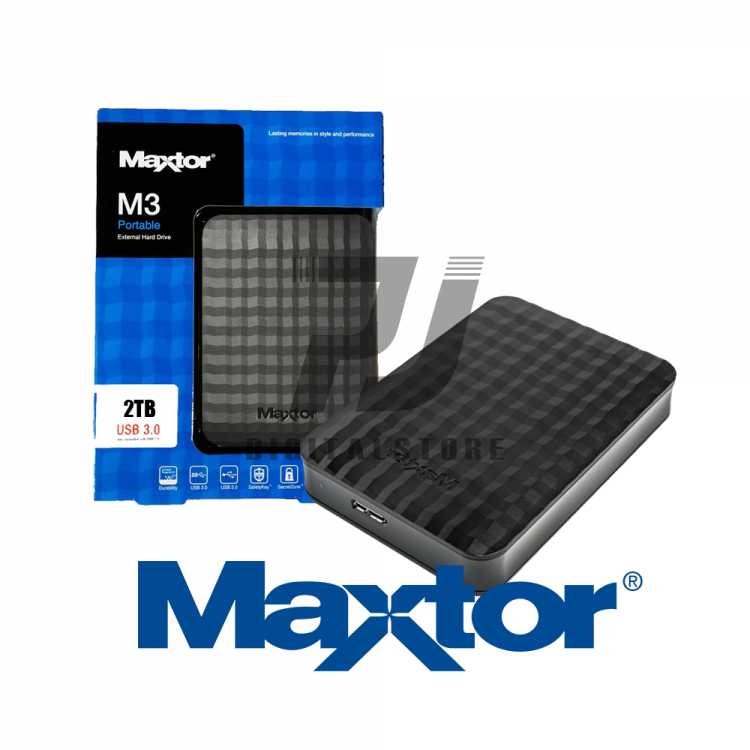 Hard Disk Esterno 2 5 2tb 2 Tb Samsung Maxtor Usb 3 0